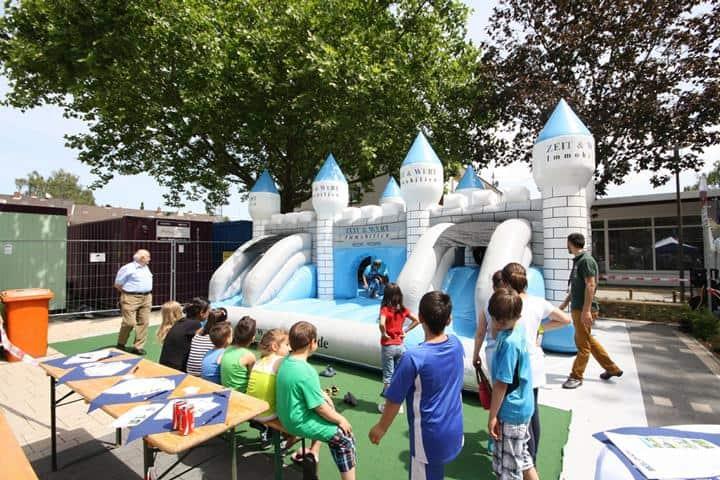 Stadtfest Brühl Sponsor ZEIT & WERT Immobilien