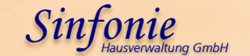 Sinfonie Hausverwaltung