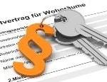 Mietvertrag Wohnung vermieten Haus vermieten Immobilien