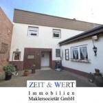 Lechenich-Konradsheim! Einfamilienhaus in Hofanlage!