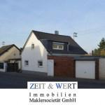 Hübsches kleines freistehendes Einfamilienhaus mit Terrasse in zentraler Lage!