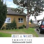 Kerpen-Blatzheim! Verklinkertes Einfamilienhaus mit üppigem Gartenparadies!