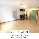 Köln-Junkersdorf! 1-Zi-Appartement mit Sonnenloggia und Küche!