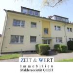 Köln-Wahnheide! 1-Zi-Appartement einzugsbereit renoviert!