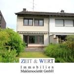 Köln-Zündorf! 5-Zi-Studioeckhaus mit Sonnengarten und Garage!