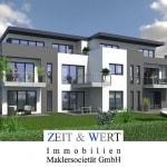 Erftstadt-Gymnich! Neubauprojekt! 3-Zimmer-Eigentumswohnung mit Balkon!