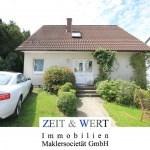 Leverkusen! Freistehendes Einfamilienhaus mit 3-Zimmer-Einlieger!