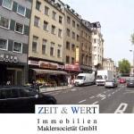 Köln-Chlodwigplatz! Wohn- und Geschäftshaus in 1 A Lage!
