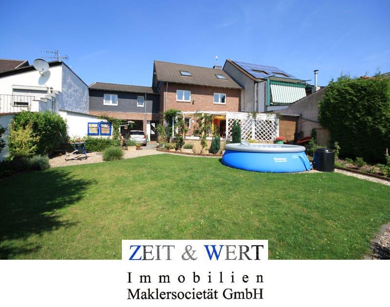 Zweifamilienhaus in Weilerswist
