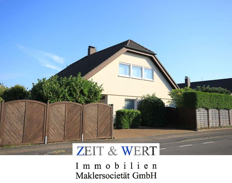 Freistehendes Einfamilienhaus Erftstadt Lechenich