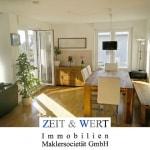 Brühl-Zentrum! Sonnenhelle 2-Zimmer-Dachgeschosswohnung!