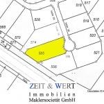 Erftstadt-Gymnich! Sonniges, beplantes Baugrundstück in bevorzugter, angenehmer Wohnlage!