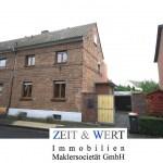 Weilerswist-Zentrum! Gemütliche sanierte Doppelhaushälfte!