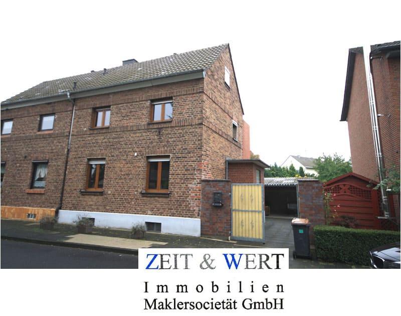 Doppelhaushälfte Weilerswist