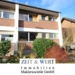 Erftstadt-Lechenich! Sonnenhelle Doppelhaushälfte mit bildschönem Sonnengarten und Garage in ruhiger, reiner Wohnlage!