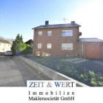 Erftstadt-Kierdorf! Geräumiges Ein-/Zweifamilienhaus mit 3 Garagen und Sonnengarten!