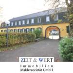 Brühl! Vierzimmer-Eigentumswohnung in historischer Wohnanlage mit Stellplatz in bevorzugter Lage!