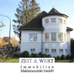 Erftstadt – Liblar! Unikat! Bezaubernde freistehende Altbauvilla mit Erkerturm!