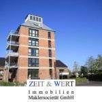 Wohnen im Leuchtturm! 2-Zimmer-Wohnung im denkmalgeschützten Gut Klarenhof! Individuell – außergewöhnlich – eloquent!