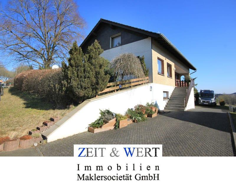 Freistehendes Einfamilienhaus in Schmidtheim