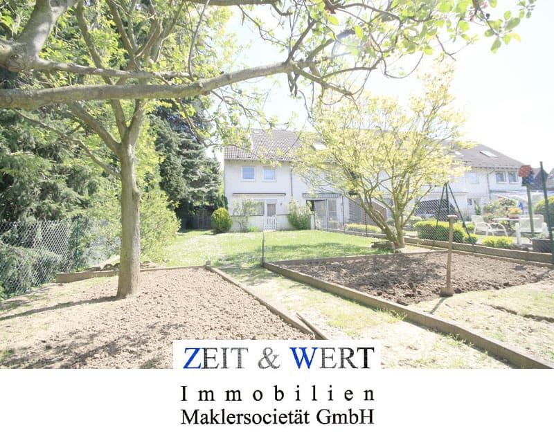 Doppelhaushälfte in Köln Meschenich