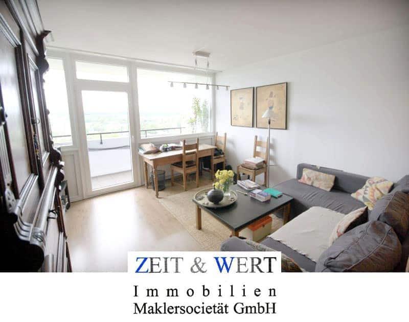 Eigentumswohnung mit Westloggia in Erftstadt Liblar