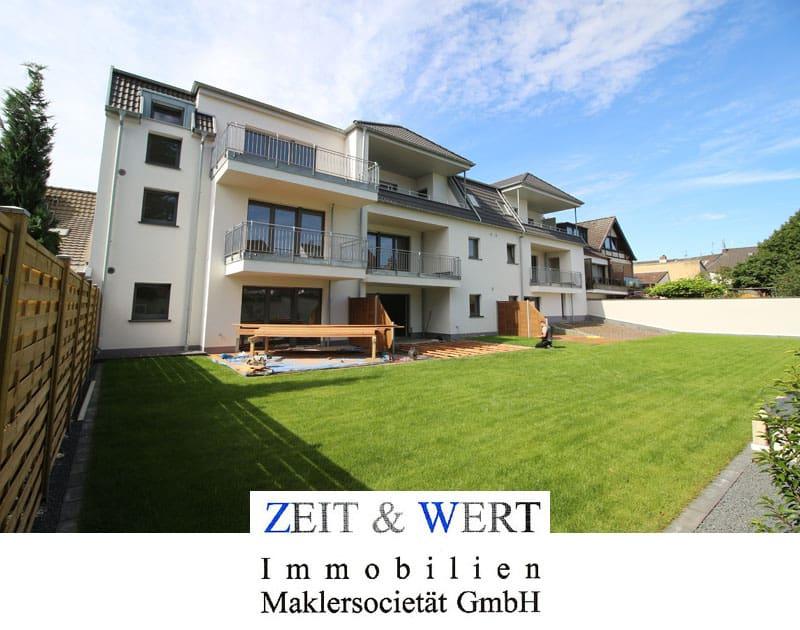 Mietwohnung Neubau in Erftstadt Lechenich