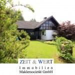 Bad-Münstereifel – Hummerzheim! Freistehendes Einfamilienhaus in Allein- und Ruhigwohnlage!