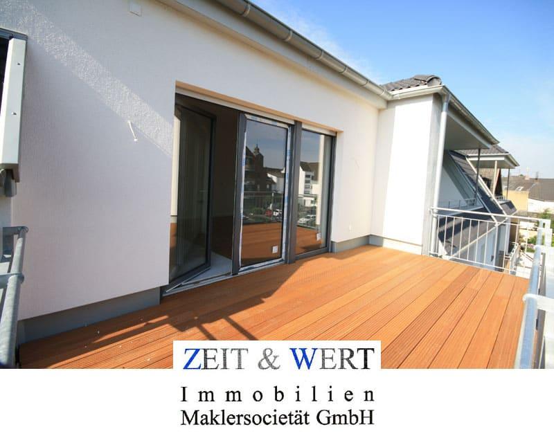 Neubau Mietwohnung in Erftstadt Lechenich