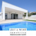Costa Blanca! Freistehendes Einfamilienhaus der Luxusklasse direkt in La Marina!