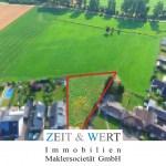 Lechenich-Ahrem! Großes, sonniges Baugrundstück für kreative Architektur und großzügiges Wohnen! Ruhige grüne Wohnlage am Naturschutzgebiet!