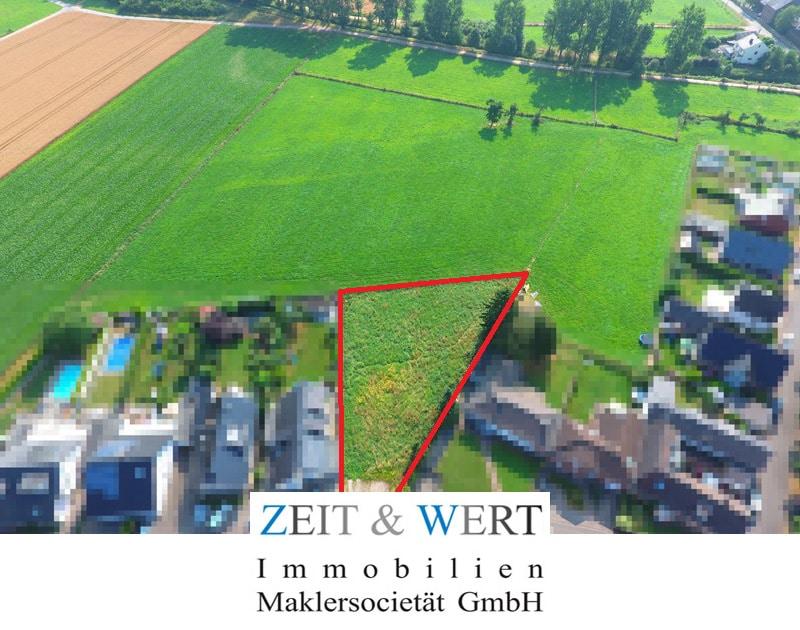 Baugrundstück in Erftstadt Ahrem