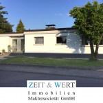 Erftstadt-Lechenich! Freistehender bildschöner Winkelbungalow mit Sonnengarten und Garage!