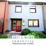 Dirmerzheim! Hübsches Einfamilienreihenhaus mit sonnigem Südgarten und Garage!