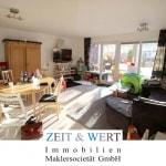 Köln-Merheim! Neuwertige 4-Zi-Maisonette-Wohnung mit Garten!