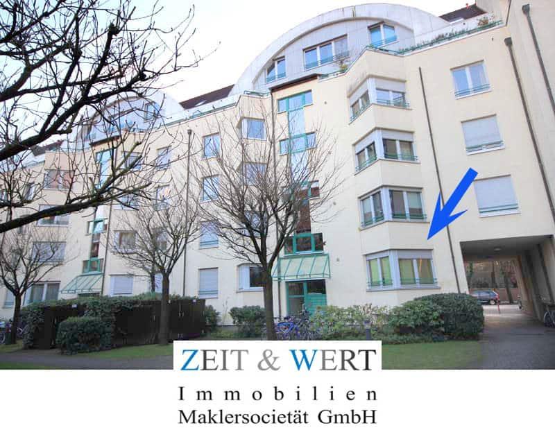 Köln-Ehrenfeld! Großzügiges 1-Zimmer-Appartement mit Kochnische ...