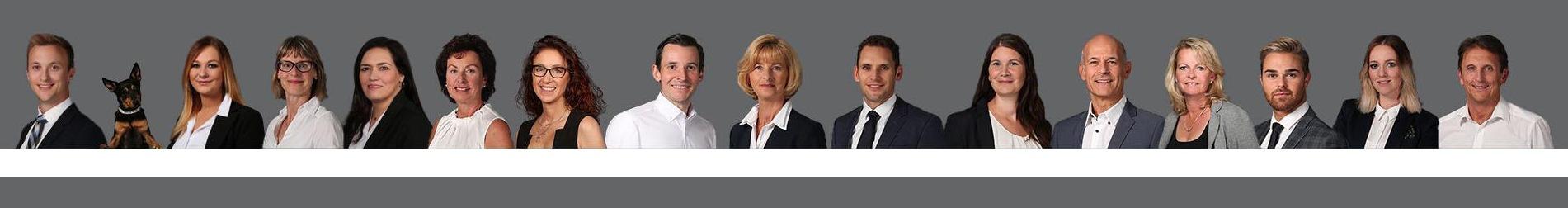 Team ZEIT & WERT Immobilien Maklersocietät GmbH 2019