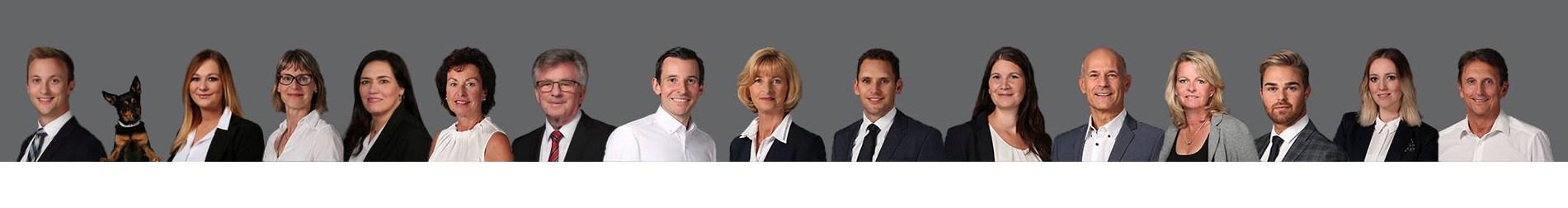 Team ZEIT & WERT Immobilien Maklersocietät GmbH Mai 2019