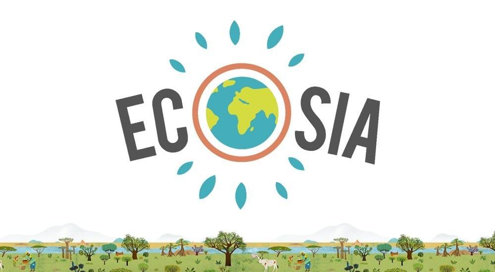 Ecosia die grüne Suchmaschine