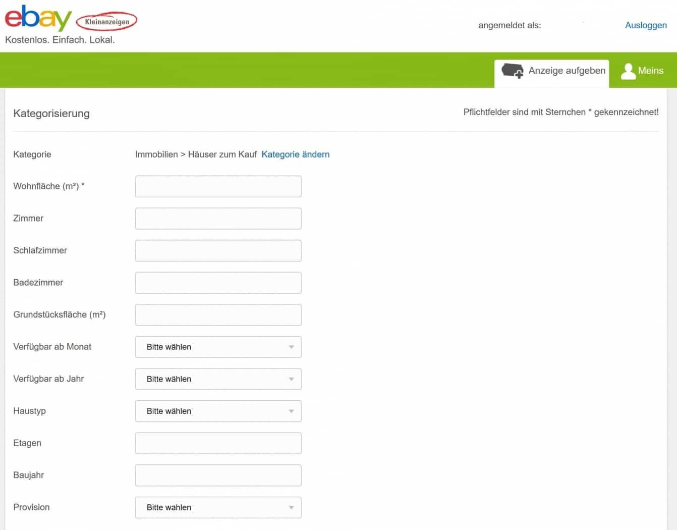 ebay-Kleinanzeigen 3 Vergleich