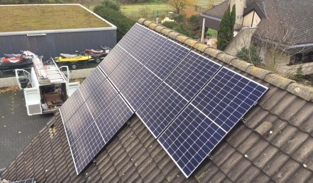 ZEIT & WERT Immobilien Photovoltaikanlage 3