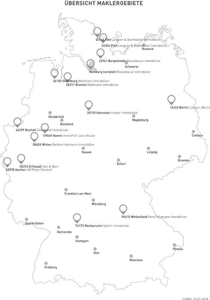 Deutsche Immobilien Experten Übersicht